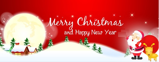ucapan selamat natal tahun baru bahasa inggris