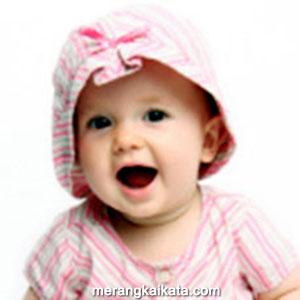 ikon bayi perempuan