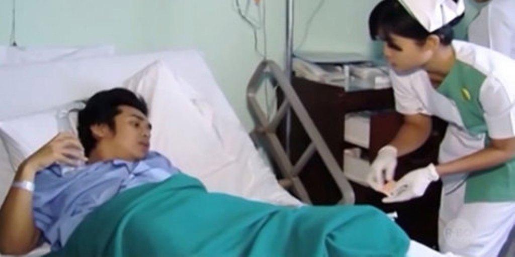 Kondisi Terakhir Olga Syahputra Bisa Duduk Dan Menangis Si Momot