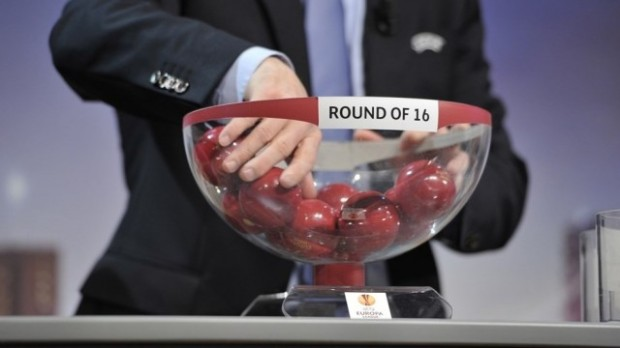 Hasil Drawing 16 Besar Liga Europa