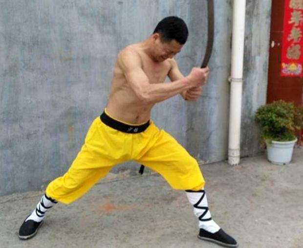 Zhao Rui anti bacok.(NewsSSC)