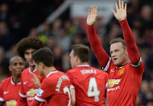Hasil pertandingan liga inggris 2015 manchester united vs tottenham
