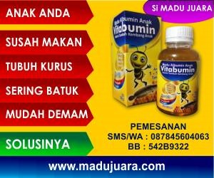 madu kesehatan untuk anak
