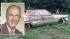 Amos Shock dan mobil tuanya.(WSOCTV)