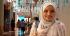 Perancang busana muslim Indonesia Ria Miranda. (ANTARA)