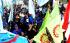 Sejumlah buruh yang tergabung dalam Serikat Pekerja Seluruh Indonesia (SPSI) Jawa Barat melakukan aksi unjuk rasa di depan Kantor Badan Penyelenggara Jaminan Sosial (BPJS) Kesehatan, Bandung, Jawa Barat, Selasa (26/8). Para buruh menuntut BPJS Kesehatan dapat memberikan kelonggaran kepada perusahaan untuk menunda para pekerja dan buruh untuk ikut serta dalam program BPJS kesehatan. ANTARA FOTO/NOVRIAN ARBI