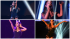 Honeymoon Tour Ariana Grande seksi