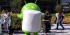 Patung Android Marshmallow di kantor Google - Google