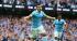 Video aksi simpatik Sergio Aguero pada fans Everton