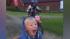 Video lucu cabut gigi ditarik pakai motor