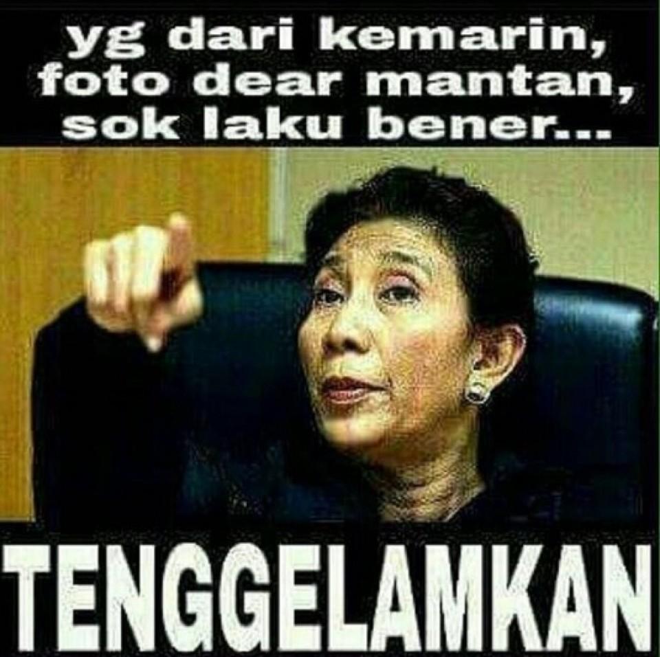 HahahahahaInilah Kumpulan Meme Dear Mantan Maafkan Aku Yang Dulu