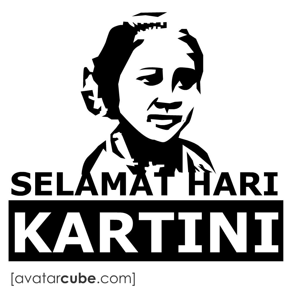 Kumpulan Gambar Animasi Bergerak DP BBM Hari Kartini 2016